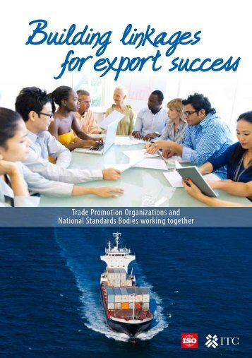 Building linkages for export success - ISO