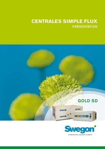 CENTRALES SIMPLE FLUX - Climagel SA
