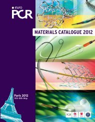 MATERIALS CATALOGUE 2012 - PCRonline