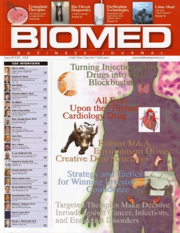 BIOMED Business Journal