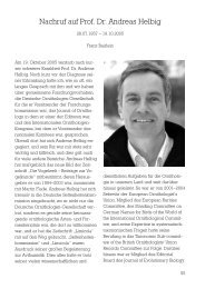 Nachruf auf Prof. Dr. Andreas Helbig - Deutsche Zoologische ...