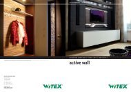 active wall - Witex