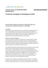 Discours Streiff 11.07.2006 [PDF] - BKW