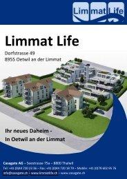 Ihr neues Daheim - In Oetwil an der Limmat - Limmat Life