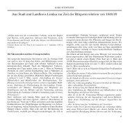 Aus Stadt und Landkreis Lindau zur Zeit der - edition inseltor lindau