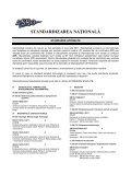 standardizarea naţională - ASRO - Page 3