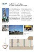 Depp Soil Mixing (DSM) - Keller Fondations Spéciales - Page 6