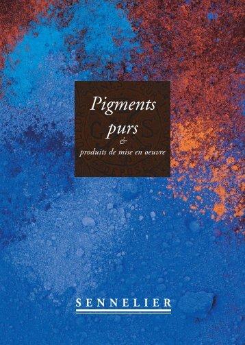 Pigments purs - Sennelier