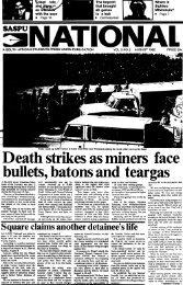 SASPU National Volume 3 Number 2 August 1982 - DISA
