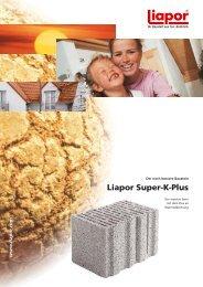 Liapor Super-K-Plus - Prospekt PDF / 668 KB