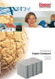 Liapor Compact - Prospekt PDF / 472 KB