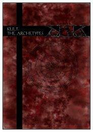 KULT: THE ARCHETYPES