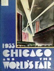 Chicago and the world's fair, 1933 - University Library - University of ...