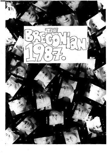contents - Christ College Brecon - Archive