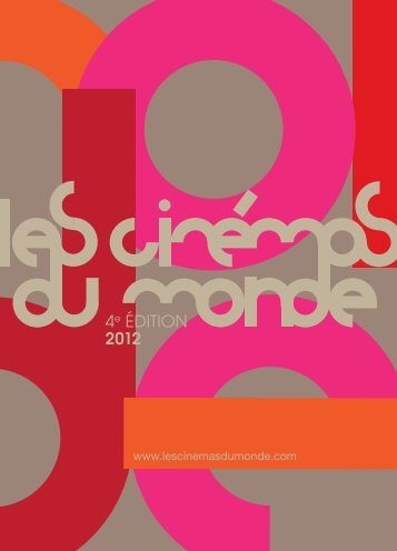 Catalogue (pdf) - lescinemasdumonde.com