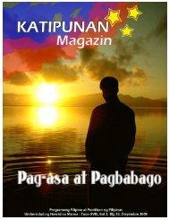 FIL 202 - Katipunan Magazin