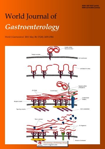 20 - World Journal of Gastroenterology