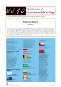 6 - World Journal of Gastroenterology - Page 2