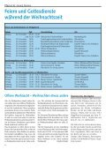 PFARREIBLATT SURSEE - Pfarrei Sursee - Seite 6