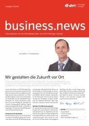 business.news 2/2012 - E.ON Thüringer Energie AG