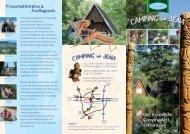 Camping bei Jena - Thüringen