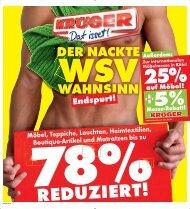 WSVPREIS! - Möbel-Kröger - Die Weltstadt des Wohnens