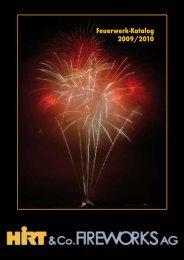Feuerwerk-Katalog 2009/2010 - Pyrobin