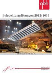 ABH Katalog 2012/2013 runterladen