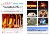 Preisbeispiele & Ideen 2011 - Pyrotechnikerschule Hummig Effects ...