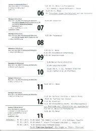 Wochenplan 2013-01-06 Erscheinung des Herrn - Pfarrgemeinde ...