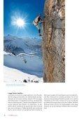 Könige und Bettler - Winterklettern am Bettlerstock - Brunni Engelberg - Seite 3