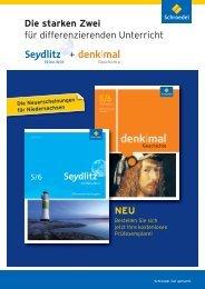 das denk - Schulbuchzentrum Online