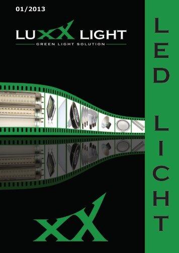 Der neue Katalog zum Download - Warum LED-Technik?