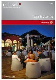 Top Events 2012 - Lugano Turismo