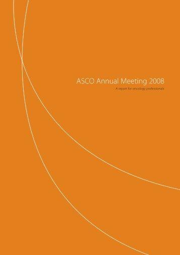 ASCO Annual Meeting 2008 - Actavis