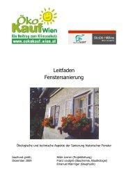 Leitfaden Fenstersanierung - bauXund