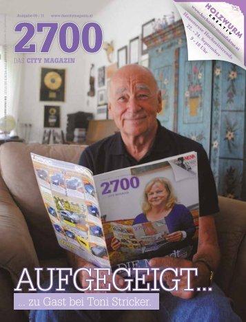 mit klima - 2700 - Das City Magazin