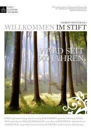 Herbst 2011 - Stift Klosterneuburg