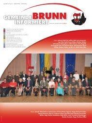 Gemeindezeitung 9/2012 - Brunn am Gebirge
