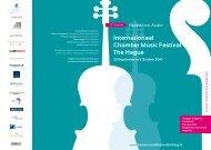 Internationaal Chamber Music Festival The Hague - BlogBird
