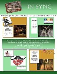 Bulletin 2 4 pp - ArtSpace / Lima