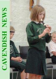 21 Sept 2012 - Cavendish School