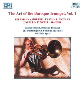 E 8.553531 The Art of the Baroque Trumpet - Naxos Music Library