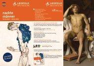 Folder nackte männer - Leopold Museum