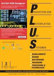 produktion von leiterplatten und systemen - Christian Koenen GmbH