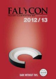 ( ) FALTEC Produkt-Katalog - Falcon LED Lighting