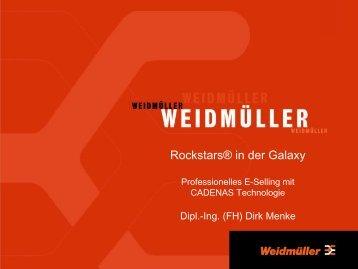 Rockstar - CADENAS Industry-Forum