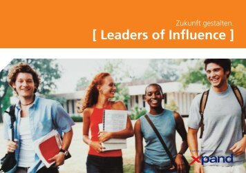 Leaders of Influence - xpand