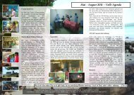 Mai-August 2011 - Home of Roger Sutter