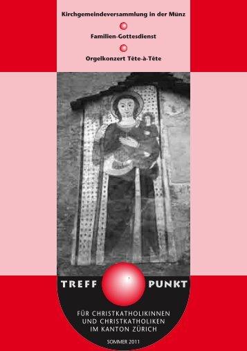 Treff: Kreativ, aktiv und karitativ - christkatholischen Kirchgemeinde ...